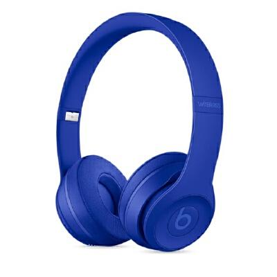 Beats Solo3 Wireless 头戴式耳机 深海蓝 MQ392PA/A 国行正品 全国联保