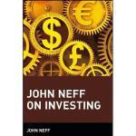 【预订】John Neff on Investing Y9780471417927