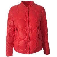 羽绒服女短款韩版修身时尚面包服网红百搭鸭绒小个子洋气外套
