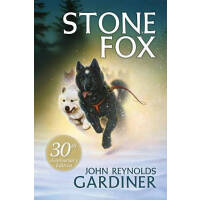 Stone Fox 30th Anniversary Edition石狐三十周年John Reynolds Gardin