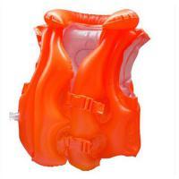 INTEX豪华游泳背心58671 救生衣充气游泳衣儿童充气游泳背心