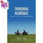 【中商海外直订】Everything Is Negotiable: Achieving Your True Worth