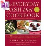 【中商海外直订】The Everyday Dash Diet Cookbook: Over 150 Fresh and