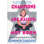 CHAMPIONS ARE RAISED, NOT BORN(ISBN=9780440508342) 英文原版
