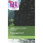 【中商海外直订】Jungle Jack's Pocket Survival: Raw Survival