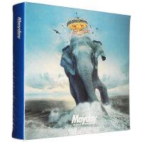 正版 五月天: 步步自选作品辑(巨象登陆版 2CD 歌词本) 2014专辑