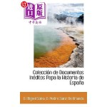 【中商海外直订】Colecci N de Documentos in Ditos Papa La Historia d