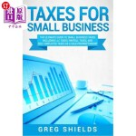 【中商海外直订】Taxes for Small Business: The Ultimate Guide to Sma