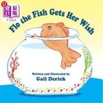 【中商海外直订】Flo the Fish Gets Her Wish