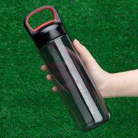 富光水杯塑料便携运动健身太空杯子瓶男女学生简约防摔耐高温茶杯