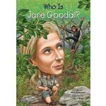 【预订】Who Is Jane Goodall?