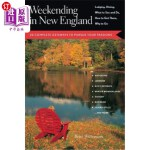 【中商海外直订】Weekending in New England