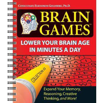 【预订】Brain Games 预订商品,需要1-3个月发货,非质量问题不接受退换货。