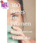 【中商海外直订】300 Rules for Women: Work, Life and Love