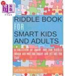 【中商海外直订】Riddle book for Smart kids and Adults: Riddle book
