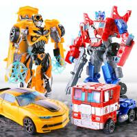 �和�玩具�模型男孩子汽�男童�形玩具�C器人