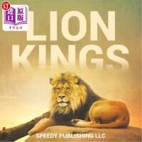 【中商海外直订】Lion Kings