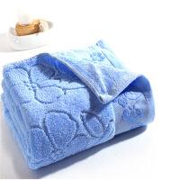 【特惠购】高档透气纯棉枕巾加厚一对特价 情侣婚庆大红全棉枕巾防螨虫吸水