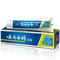 云南白药 牙膏薄荷香型 210g