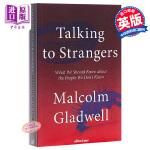 【中商原版】马尔科姆・格拉德威:与陌生人交谈 英文原版 Talking to Strangers: What We S