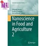 【中商海外直订】Nanoscience in Food and Agriculture 2