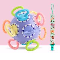 口欲期玩具 磨牙棒婴儿硅胶软球玩具香蕉小鹿咬胶可水煮咬咬乐