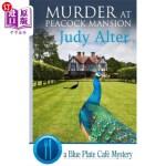 【中商海外直订】Murder at Peacock Mansion