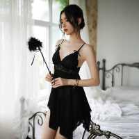 情趣睡衣性感内衣透明睡裙骚古代青楼挑逗诱惑激情套装超骚血滴子