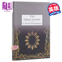 【中商原版】VIVI经典:了不起的盖茨比(精装)英文原版 VIVI Classics: Great Gatsby 菲茨