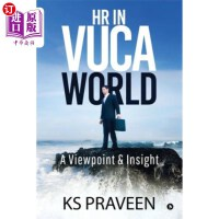 【中商海外直订】HR in Vuca World: A Viewpoint & Insight