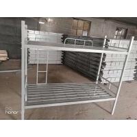 钢架高低床 加厚上下床铁床双层床铁艺高低床铁架床学校宿舍铁床上下铺 其他 1.2米以下
