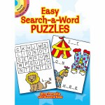 Easy Search-a-Word Puzzles(【按需印刷】)