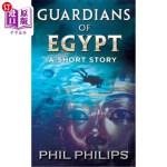 【中商海外直订】Guardians Of Egypt: An Ancient Egyptian Mystery Thr