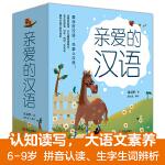 亲爱的汉语(套装全7册)小学低中年级学生语文素养提升书