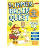 【预订】Summer Brain Quest: For Adventures Between Grades Pre-K