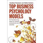 【预订】Top Business Psychology Models: 50 Transforming Ideas f