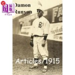 【中商海外直订】Articles/1915