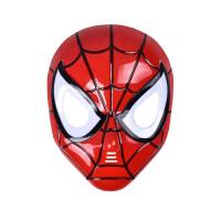 蜘蛛�b面具�l射手套光�ε��L卡通�勇��和�玩具套�b