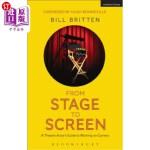 【中商海外直订】From Stage to Screen: A Theatre Actor's Guide to Wo