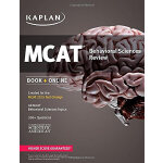 KAPLAN MCAT BEHAVIORAL SCIENCE REVIEW 开普兰 MCAT行为科学分析 英文原版