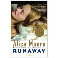 Runaway,逃离 Alice Munro爱丽丝・门罗作品 英文原版小说