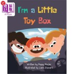 【中商海外直订】I'm a Little Toy Box