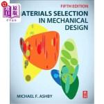 【中商海外直订】Materials Selection in Mechanical Design