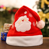 儿童圣诞帽子圣诞装饰品礼品派对幼儿园活动布置服饰道具用品