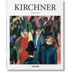 现货TASCHEN原版Kirchner 凯尔希纳 基尔希纳 绘画艺术作品集 画集 桥牌画家柯克纳 Kirchner画集