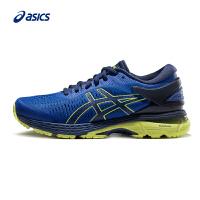 ASICS亚瑟士 男女童鞋稳定跑步鞋系带运动鞋GEL-KAYANO25GS 1014A004-401