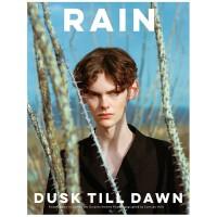 包邮全年订阅 RAIN 男性时尚杂志 美国英文原版 年订2期