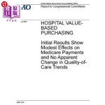 【中商海外直订】Hospital Value- Based Purchasing: Initial Results S