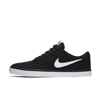 Nike/耐克 843896 男子滑板鞋 休�e�\�影逍� NIKE SB CHECK SOLAR CNVS