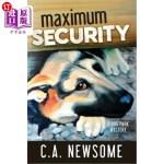 【中商海外直订】Maximum Security: A Dog Park Mystery